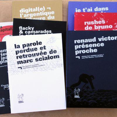 Cinéma hors capital(e), une collection de livres-DVD avec Film flamme