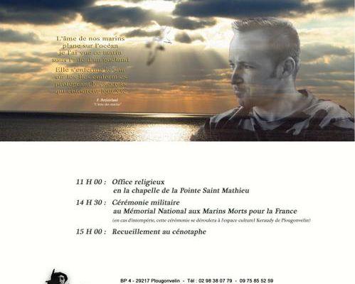 04 Mars 2009 - Hommage à Loïc Le Page - marin mort pour la France en Afghanistan le 04 mars 2006