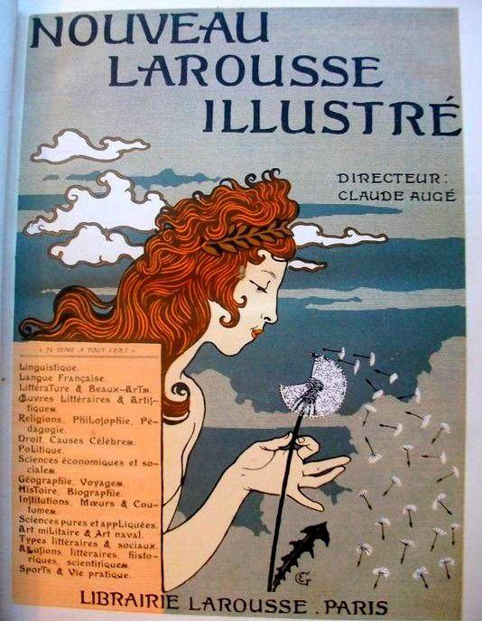 Nouveau Larousse Illustré, dictionnaire universel encyclopédique. Augé Claude (sous la direction de).