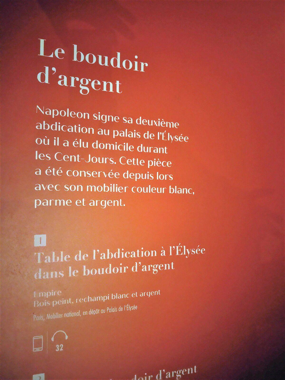 EXPOSITION NAPOLEON ,PARIS LA VILLETTE ....19 AOUT 2021