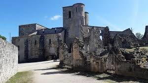 """Oradour"" le village martyr le 9 juin 1944"