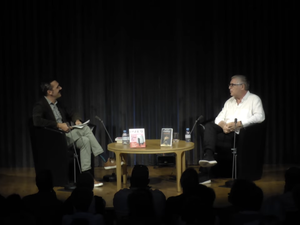 Michel Onfray - Les raisons de l'art (Librairie Mollat) - 30.09.2021