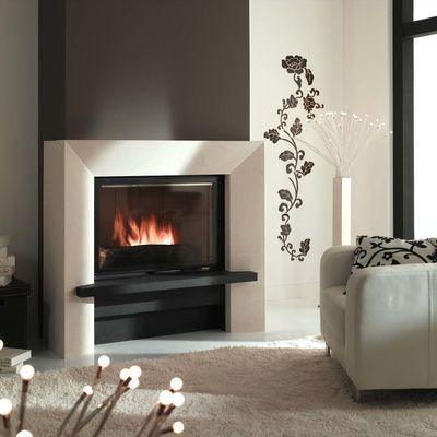 C700L Wood Burning Fireplace