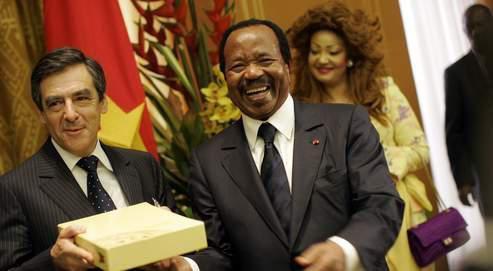 #Révisionisme / Quand Fillon niait la guerre de la France au Cameroun