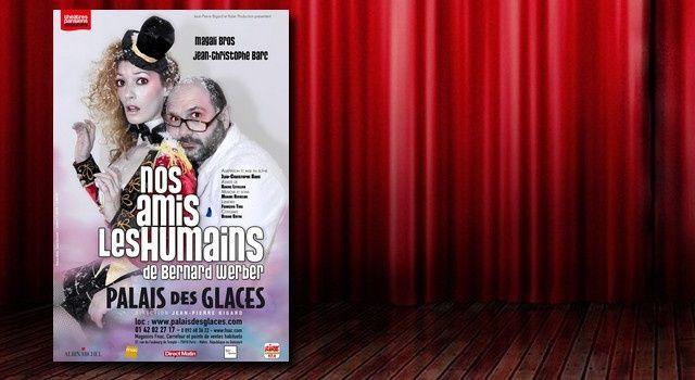 """""""Nos amis les humains"""", de Bernard Werber"""
