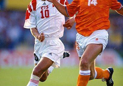 Championnat d'Europe des nations 1992 en Suède, Groupe 2: Pays-Bas - Communauté des États Indépendants