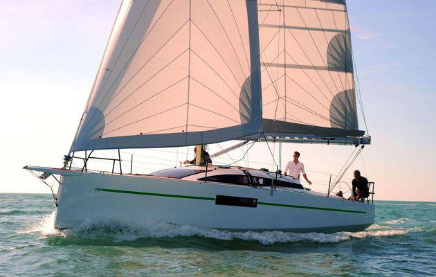 La Rochelle (17) - Changement de capitaine, à la barre des voiliers RM