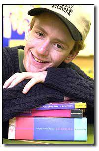 Album - Christopher Rankin (Percy Weasley)