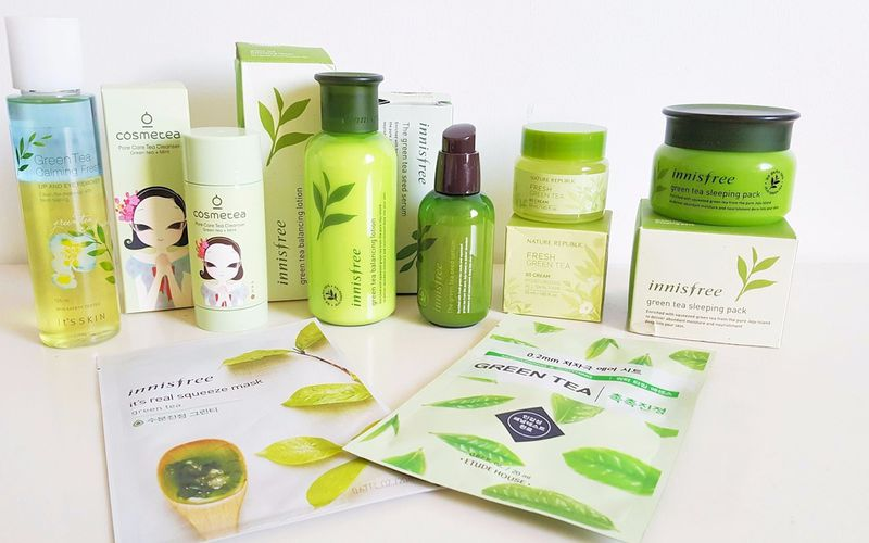 Korean Beauty - Mon Layering Naturel au Thé Vert