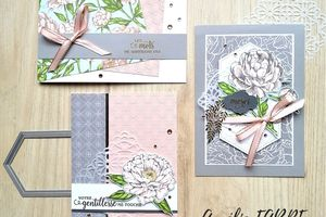 Collection Jardin de Pivoines