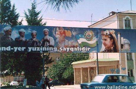 Ouzbekistan : Samarkand sur la route de la soie
