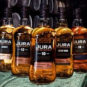 Jura : De Journey à Seven Wood - Passion du Whisky