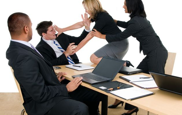 Subject 1 : WORKPLACE CONFLICTS : Classification According to The Source of Conflicts (Part 1)