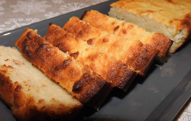 Gâteau fondant à la Poire et Amande