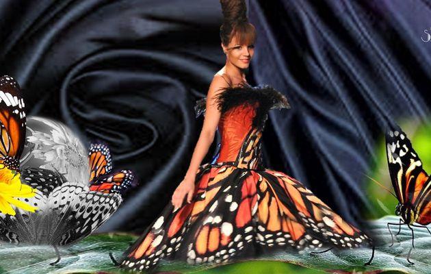 Comme un Papillon...
