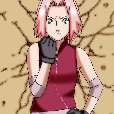 • Sakura Haruno