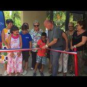 Inauguration maison des proximités du Devois