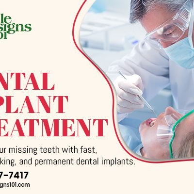 Why Is Dental Implant Treatment Best for Missing Teeth?