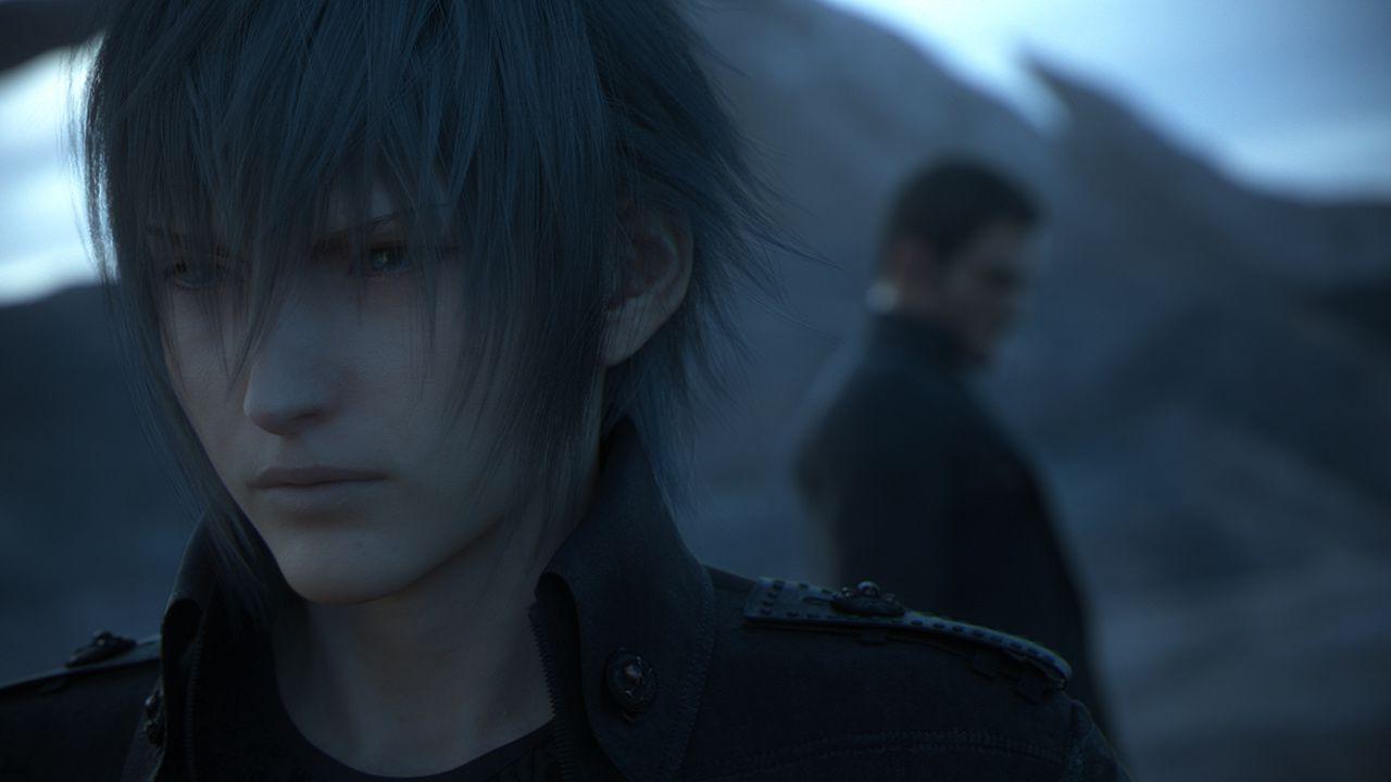Deux démos techniques dévoilés pour Final Fantasy XV ! #PS4 #XboxOne