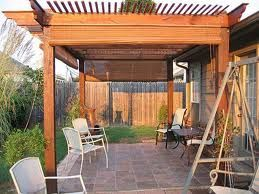 Complement Your Home With A DIY Pergola