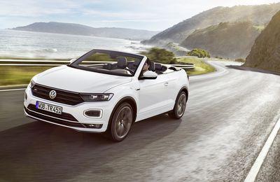 Volkswagen T-Roc Cabriolet : Allier l'inutile à l'agréable...