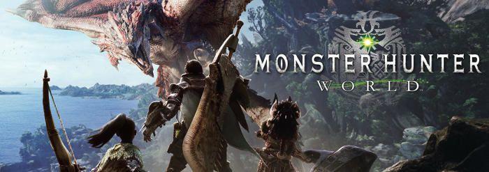 #Capcom : Monster Hunter : World - Nouvelle bande-annonce presentant les dragons anciens !