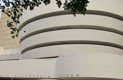 New York (6) : le Guggenheim
