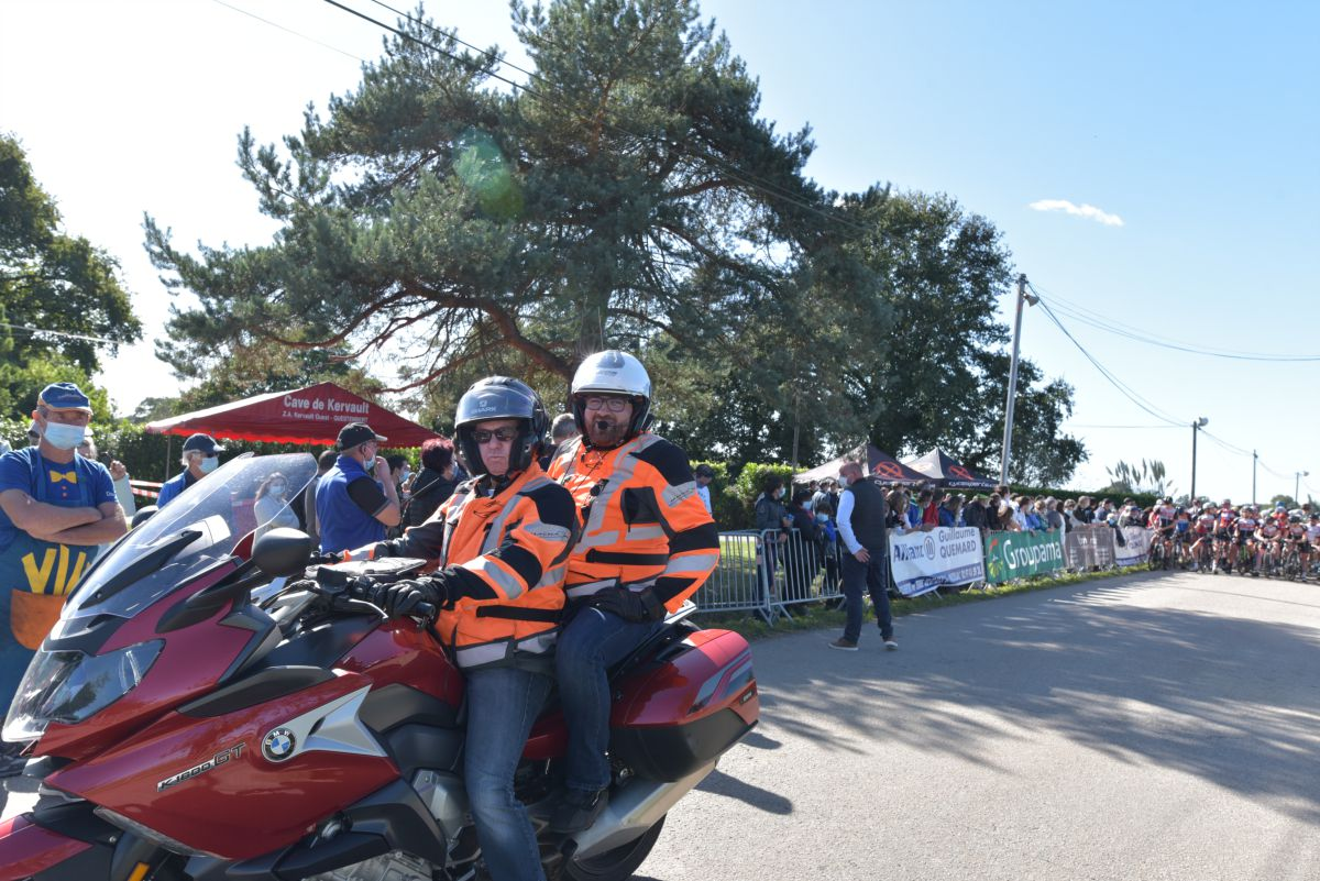 Circuit du Rhé à Questembert, un grand hommage rendu à Franck Kerdudo