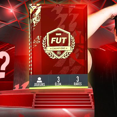 FIFA 22 -WEEKEND FUT CHAMPION + RECOMPENSES ! Episode 9