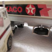 CAMION CITERNE DAF F2800 SOLIDO 1/43 SEMI REMORQUE TEXACO - car-collector.net