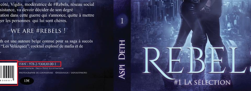 Je publie mon roman : Les numéros ISBN.