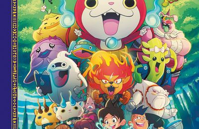 Yo-kai Watch: Jibanyan à travers le temps !