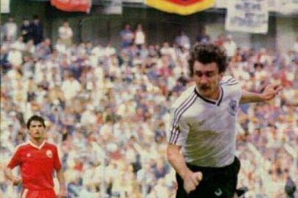 Championnat d'Europe des nations 1984 en France, Groupe 2: Allemagne de l'ouest - Roumanie