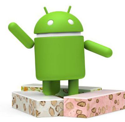 #Android Nougat - Blogosphere chews