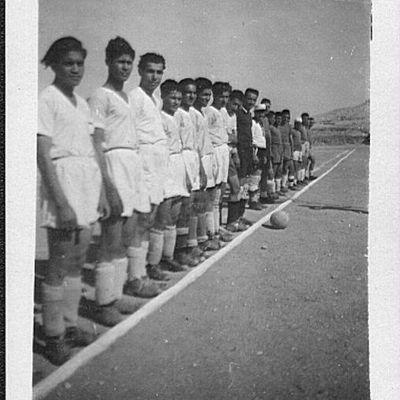 Le sport à Laghouat ;un aperçu historique.