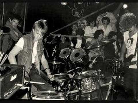U2 -October Tour -19/10/1981 -Birmingham  Angleterre -Locarno