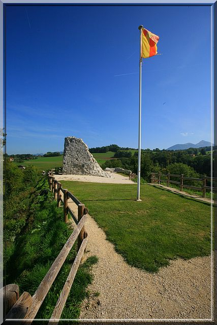 Diaporama château de Faucigny