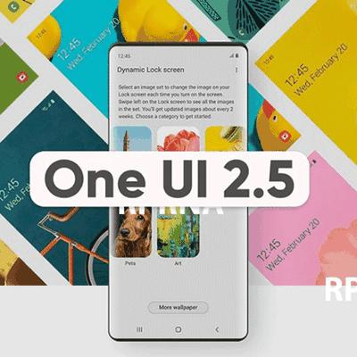 One UI 2.5 est en cours de déploiement pour la série Samsung Galaxy S10 et Note 10