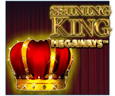 machine a sous mobile Shining King Megaways logiciel iSoftBet