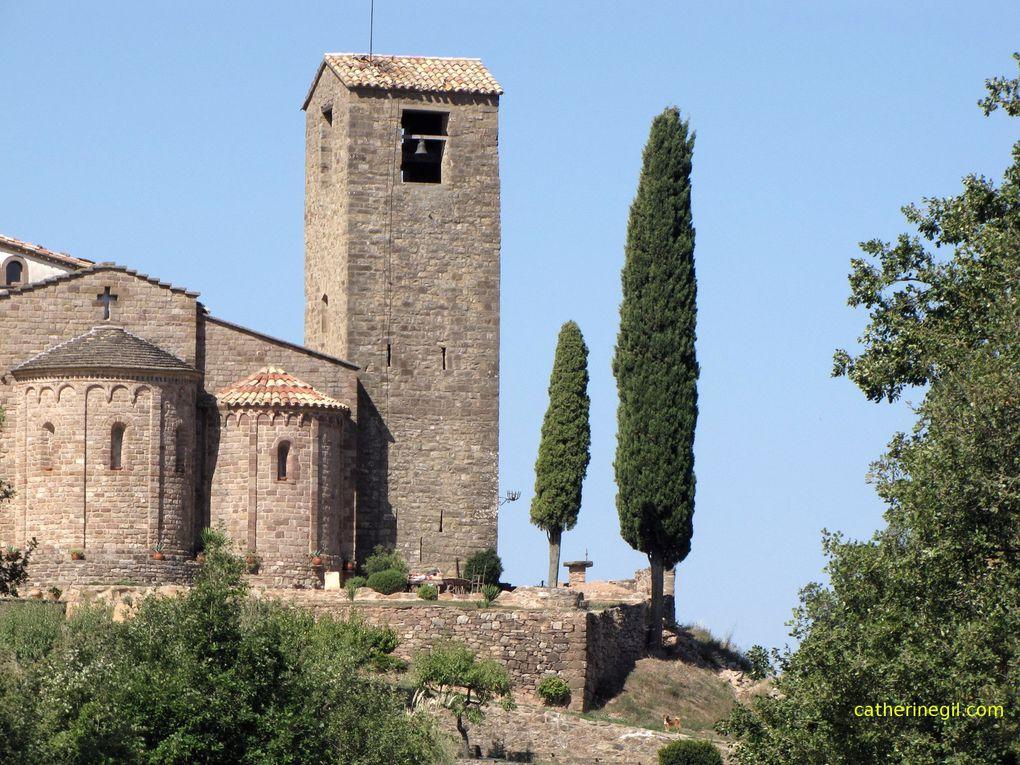 Album - Catalogne l'Estany, Rupit et Vic