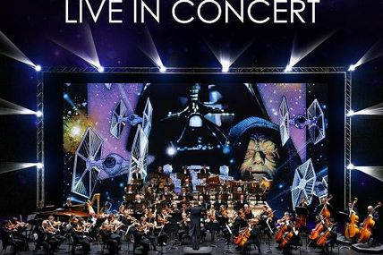 Nancy STAR WARS in concert - L'empire contre-attaque au  Zénith de Nancy le 15 février 2019
