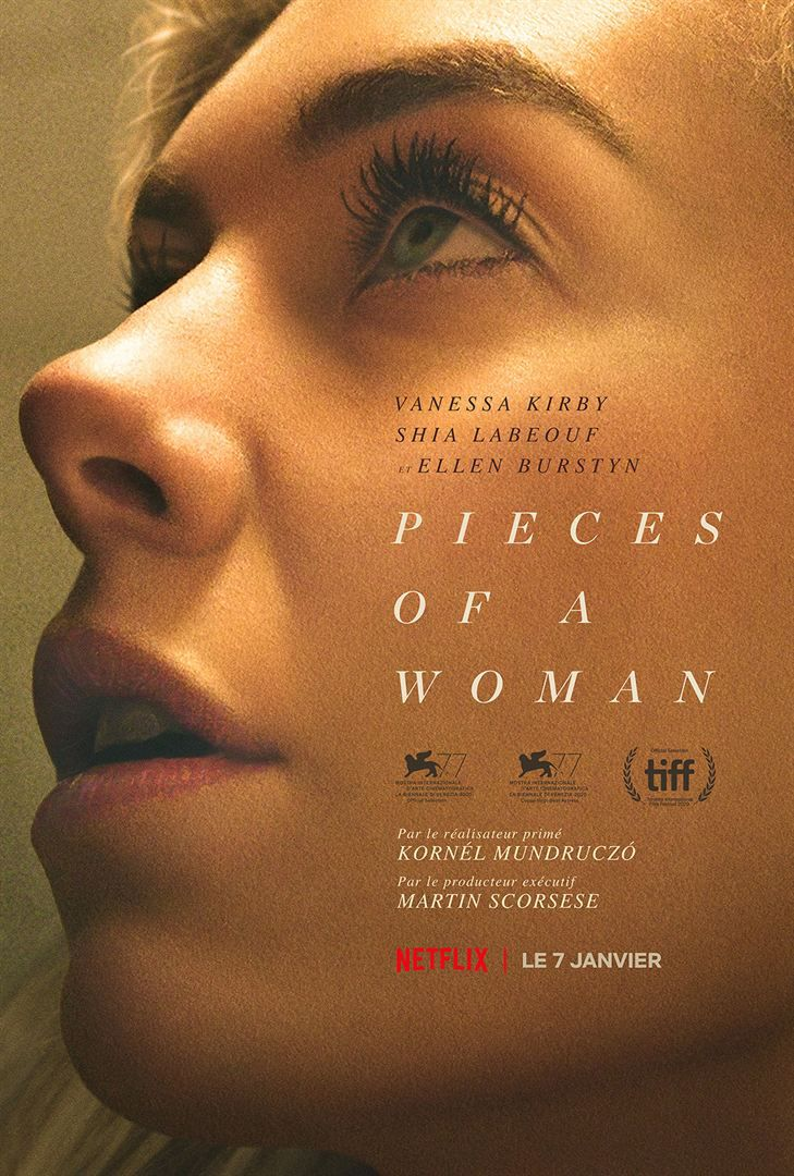Critique Ciné : Pieces of a Woman (2021, Netflix)
