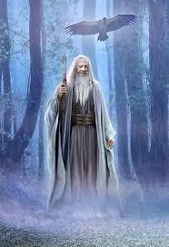 Merlin et le dragon