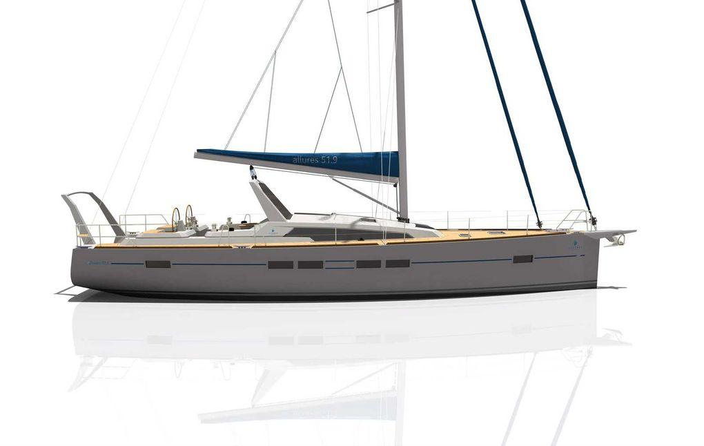 Allures 51.9 – Un nouveau 50 pieds chez Allures Yachting en 2021