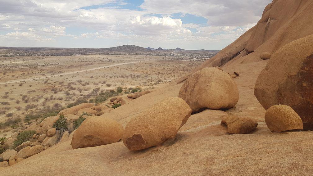 De rochers en rochers