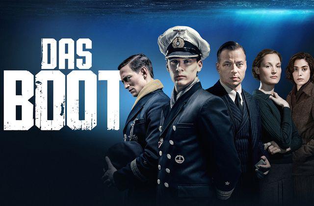 Les saisons 1 puis 2 de la série Das Boot dès le 14 novembre sur Paris Première.