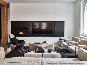 Appartement en blanc à New-York