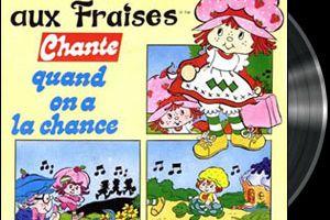 charlotte aux fraises : la chanson!!!