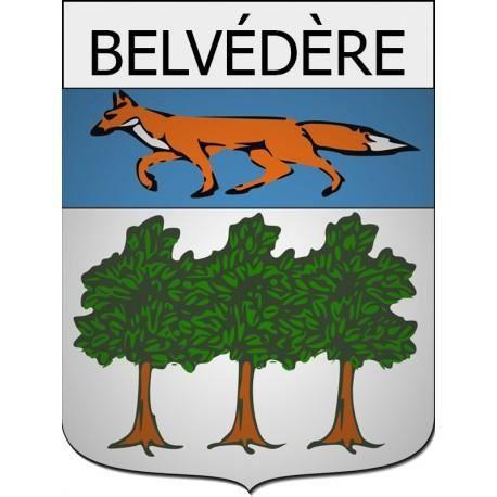 BELVEDERE - 14 Kms : 19.5.1996