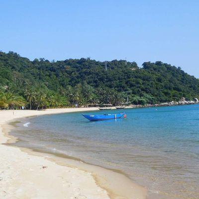 L'émotion du voyage aux îles cham, loin du tourisme de masse.